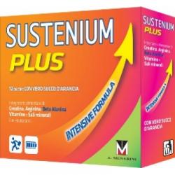 Sustenium - Sustenium Plus Intensive Formula energia e vitalità 22 Bustine - 938894920