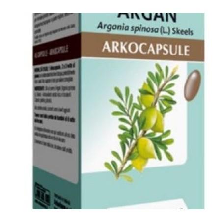 Arkocapsule Olio Argan 45 Capsule