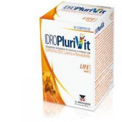 Menarini - Idroplurivit Life Adult 30 Compresse - 939457279