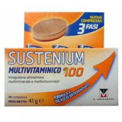 Sustenium - Sustenium Multivitaminico 100 % - 927586747