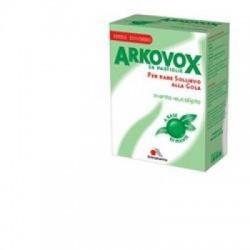 Arkopharma - Arkovox Menta/eucalipto 24 Caramelle - 903146090