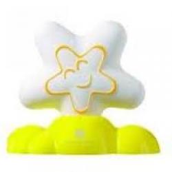 Quaranta Settimane - Fedra Baby Lampada Notturna Portatile Gialla - 931146474
