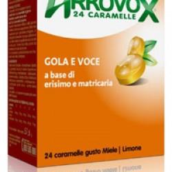 Arkopharma - Arkovox Miele/limone 24 Caramelle - 903146088