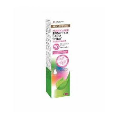 Spray Purificante Aria Con 50 Oli Essenziali 200 Ml