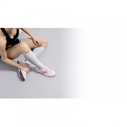 Solidea - Active Power Calza Unisex Bianco taglia 1 - 920335926