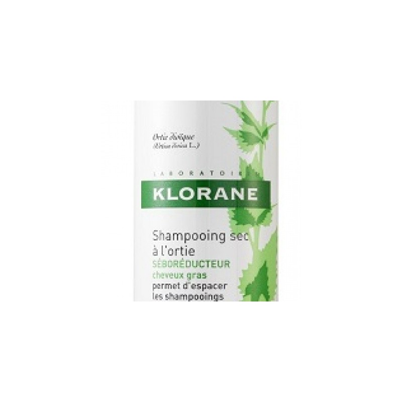 Klorane - Klorane Shampoo Secco Ortica 150 Ml - 907160966