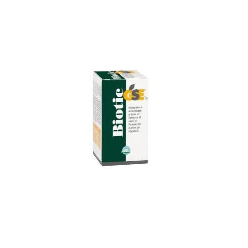 GSE - Gse Biotic 60 Compresse - 906329216