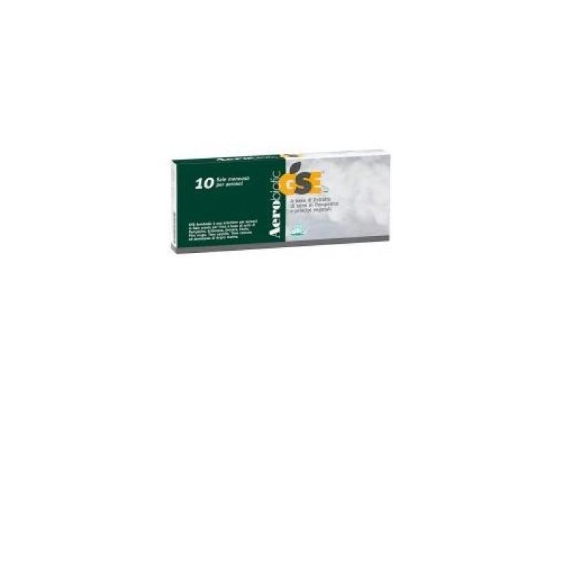 GSE - Gse Aerobiotic 10flaconcini Da 50ml - 904361387