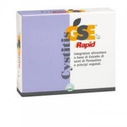 GSE - Gse Cystitis Rapid 30 Compresse - 930661095