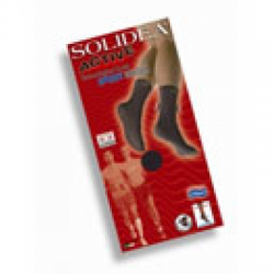 Solidea - Active Speedy Calzini Unisex Bianco taglia 2 - 920336082