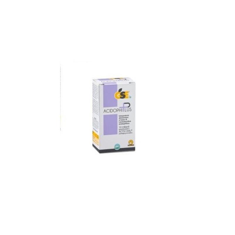 GSE - Gse Acidophiplus 30 Capsule - 925383135