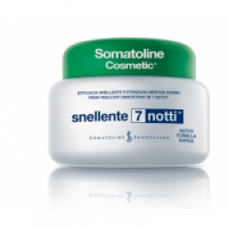 Somatoline Cosmetic - Somatoline Cosmetic Snellente 7 Notti Ultra Intensivo 7夜间全身加强塑形体霜七日瘦 400 Ml - 926231337