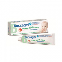 Buccagel - Buccagel Gel Prima Dentizione 20 Ml - 970424887