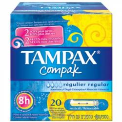 Tampax - Tampax Compak Regular 16 Pezzi - 906048564