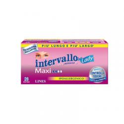 Lines - Intervallo Lady Maxi 28 Pezzi - 902164514
