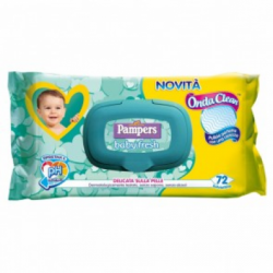 Pampers - Salviettine Umidificate Pampers Baby Fresh - 931846354