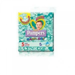 Pampers - Pampers Baby Dry Junior tg 5 11-25 kg - 925944694