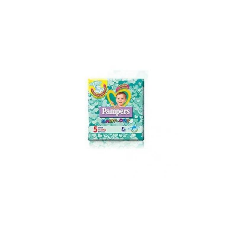 Pampers Baby Dry Junior tg 5 11-25 kg