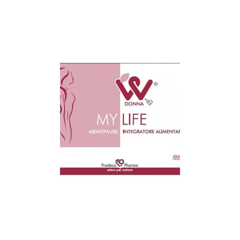 Donna W - Donna W My Life Menopausa 2 Blister Da 15 Compresse - 970418834