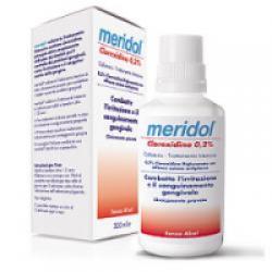 Meridol - Meridol Clorexidina 0,2% Collutorio 300 Ml - 925599971