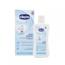 Chicco - Chicco Olio Bagno Naturale Pelli Sensibili 100 Ml - 971216421