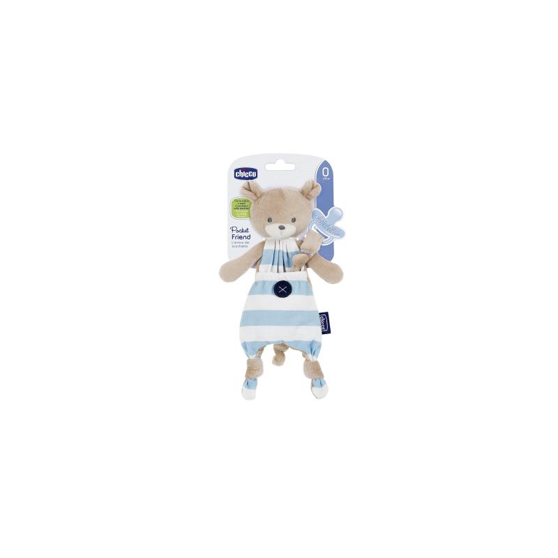 Chicco Gioco Buddy Azzurro