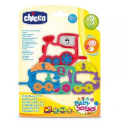 Chicco - Chicco Gioco Trillino Treno 123 - 970493781