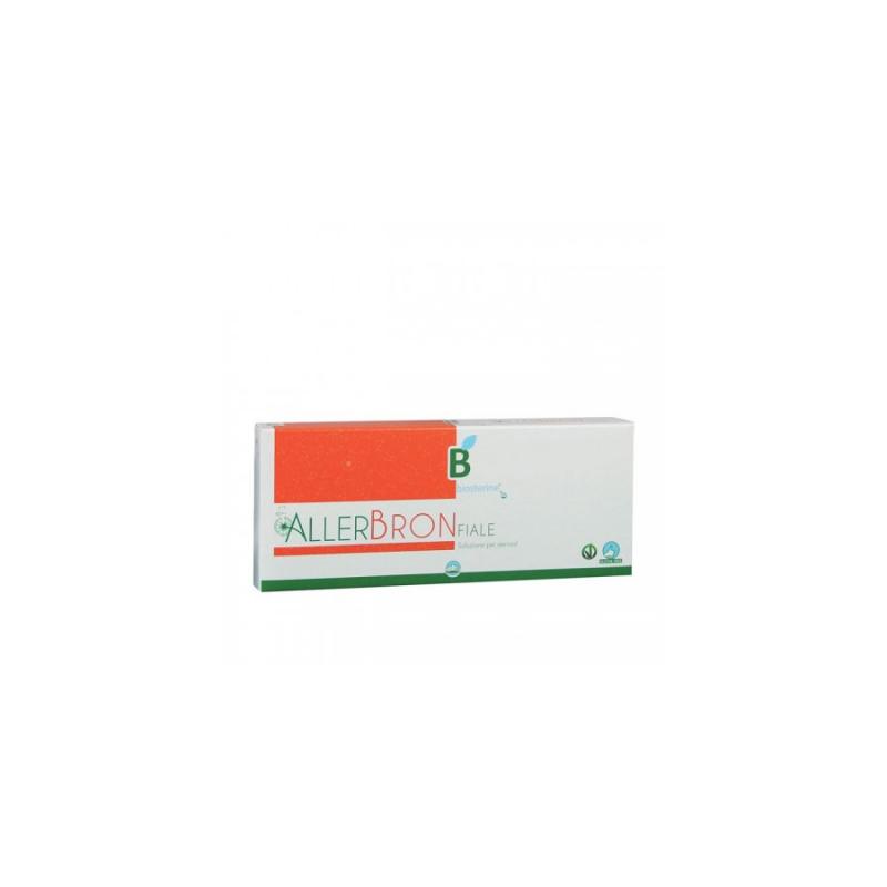 Biosterine - Allerbron Biosterine 10 Fiale Da 5 Ml - 970255283
