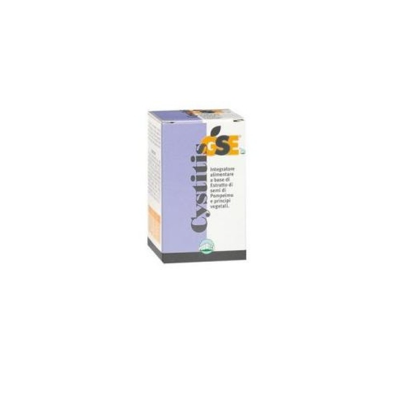 GSE - Gse Cystitis 60 Compresse - 901575478