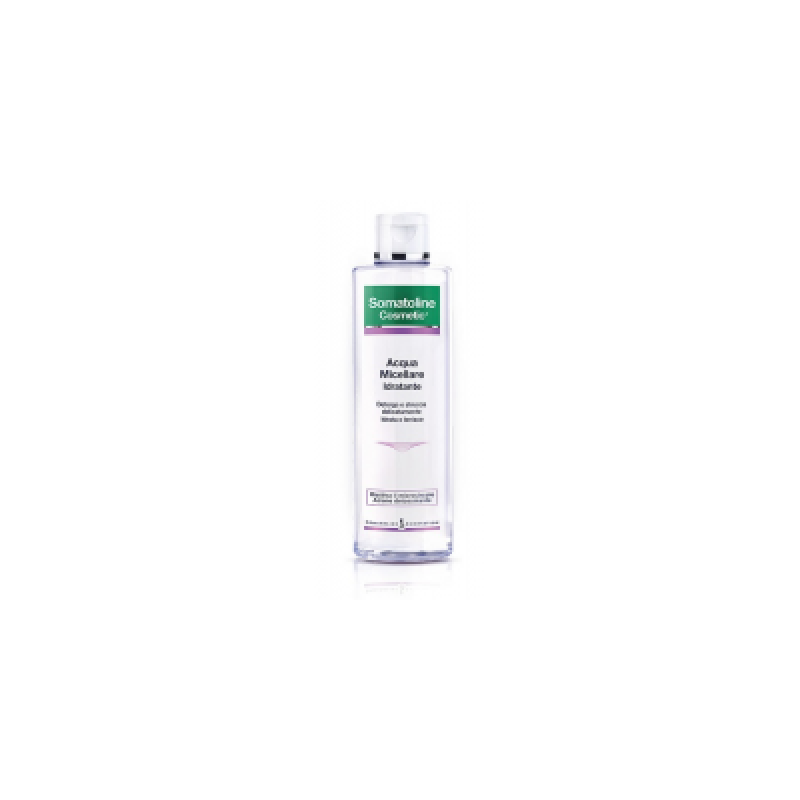 Somatoline Cosmetic Soluzione Micellare Idratante 200 Ml