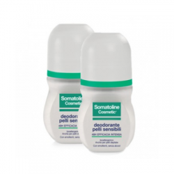Somatoline Cosmetic - Somatoline Cosmetic Duetto Pelli Sensibili Roll-on 50 Ml + 50 Ml - 926819160
