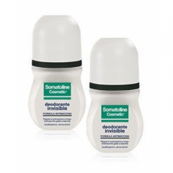 Somatoline Cosmetic - Somatoline Cosmetic Deodorante Invisibile Duetto Roll-on 50 Ml + 50 Ml - 971478348