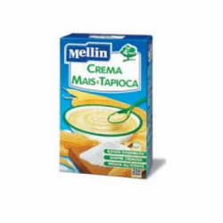 Mellin - Mellin Crema Mais Tapioca 250 G Nuovo Formato - 902181294