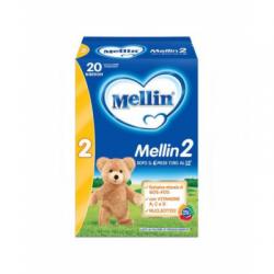 Mellin - Mellin 2 Latte Polvere 700 G - 971103318