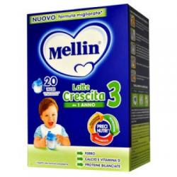 Mellin - Mellin 3 Latte Polvere 700 G - 971103344