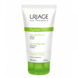 Uriage - Hyseac Gel Detergente 300 ml Promo - 970261943