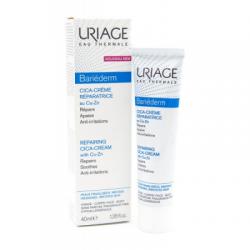 Uriage - Bariederm Cica-crema 依泉舒缓修复霜40 ML cica绷带霜修护肌肤 - 971272481