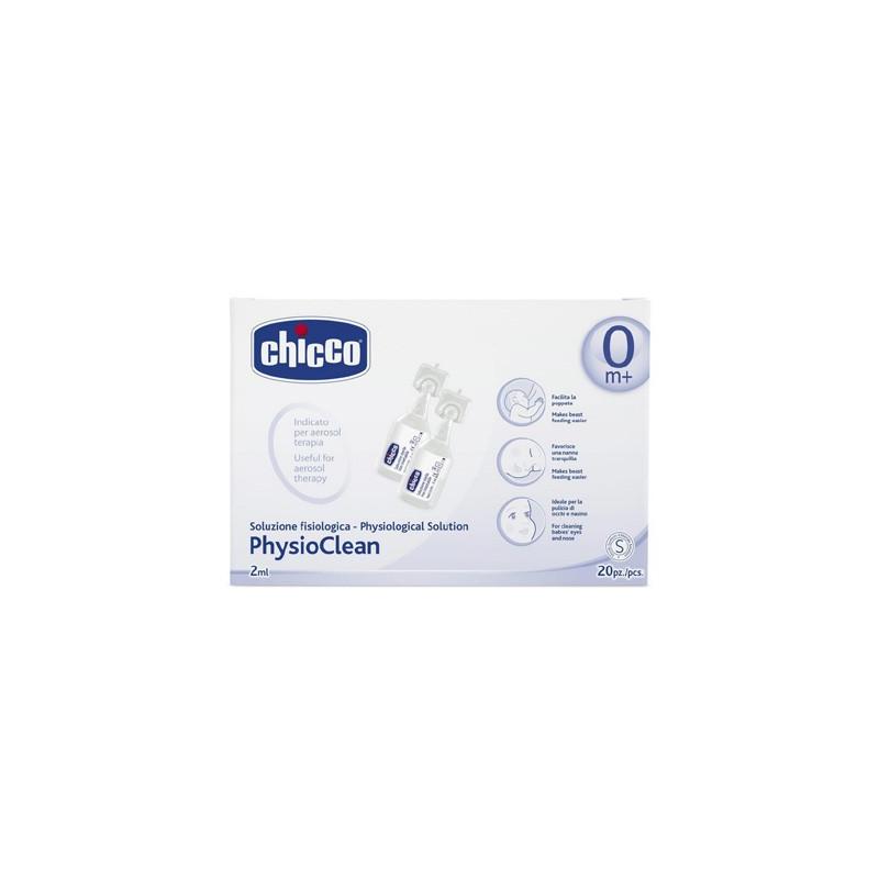 Soluzione Fisiologica Physioclean 2 ml 20 Pezzi