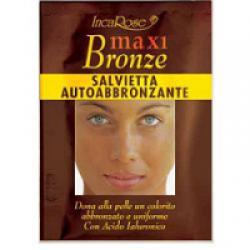 Incarose - Incarose Maxi Bronze Salviettina Autoabbronzante - 904547650