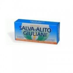 Giuliani - Salva Alito Menta Forte 30 Compresse - 904920220