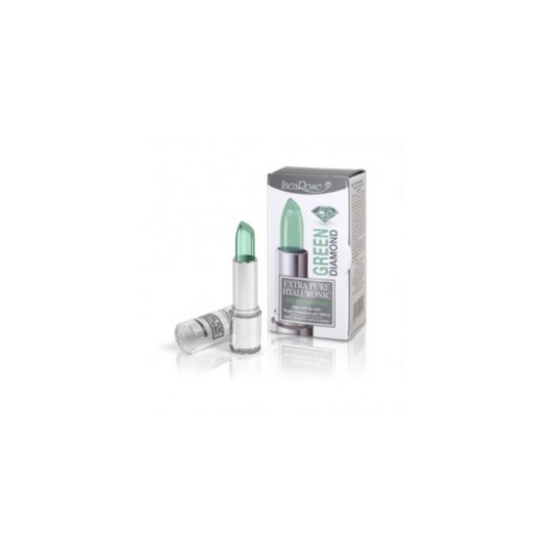 Incarose Eph Green Diamond Stick Labbra 4 ml