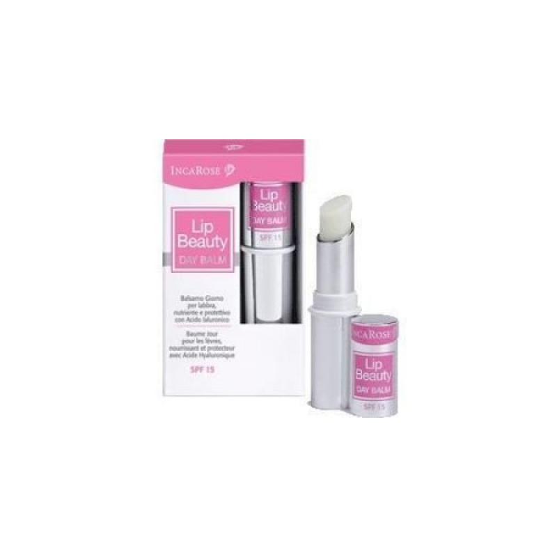 Incarose Lip Beauty Day Balm Spf15 3 ml