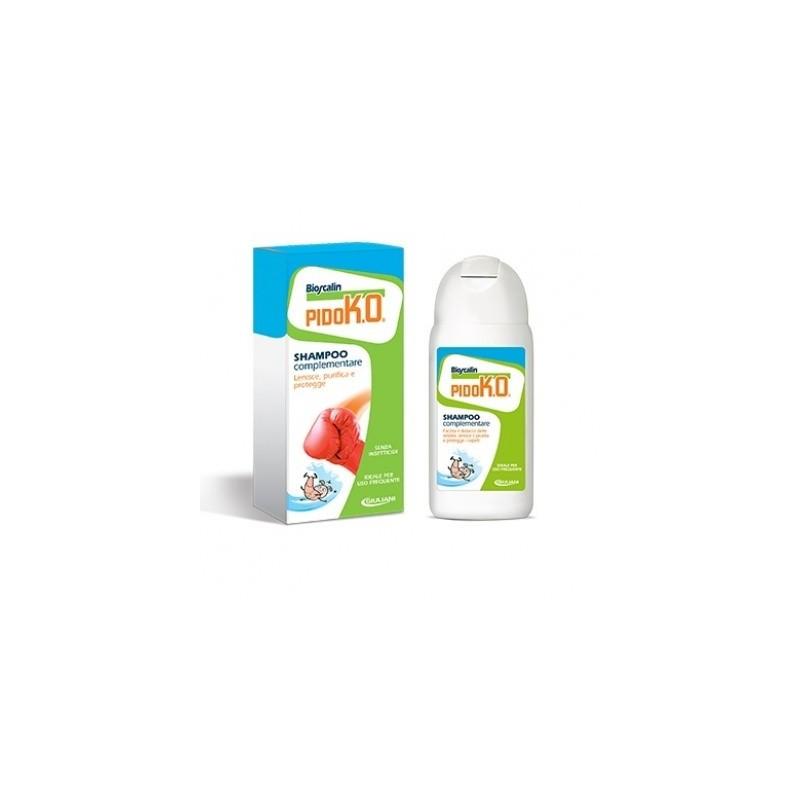Bioscalin - Bioscalin Pidok O Shampoo Anti Pediculosi Senza Parabeni 150 Ml - 905289625