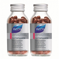 Phyto - Phyto Phytophanere Integratore Alimentare Capelli/unghie Capsule 1 +1 发朵生发胶囊补发补甲维他命2瓶装 - 925205256