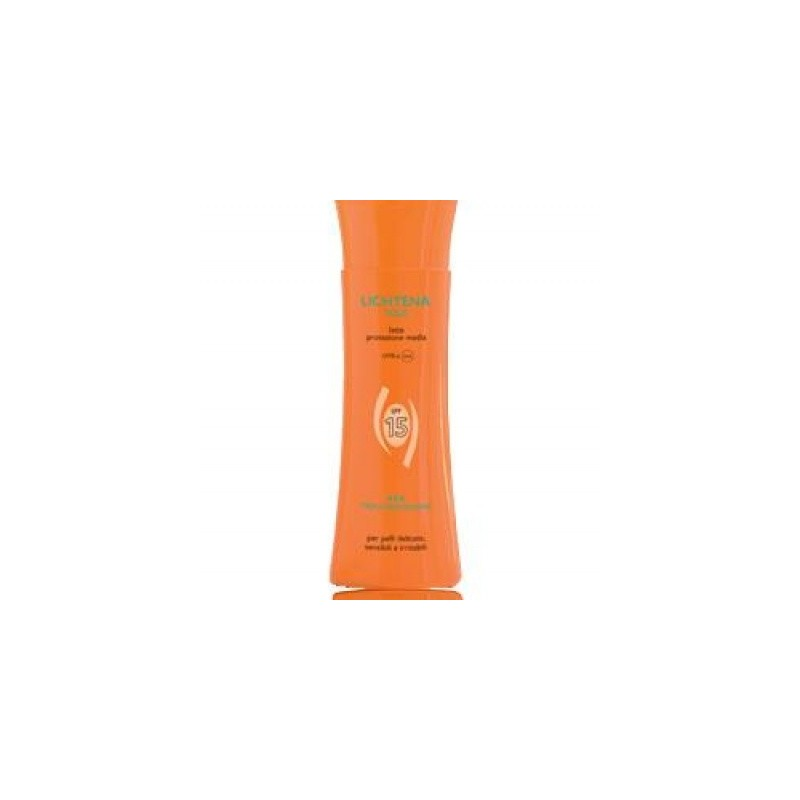 Lichtena - Lichtena Sole Latte SPF15 + 125ml - 905818819