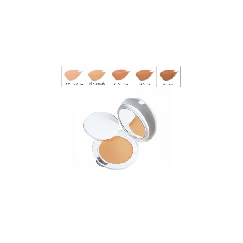 Couvrance Crema Compatta Colorata Nf Comfort Porcellana