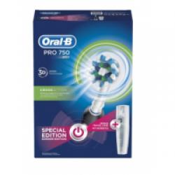 Oral B - Oral B 750 Pro Crossaction Spazzolino Elettrico - 971479441