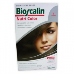 Bioscalin - Bioscalin Nutri Color 4 Castano Sincrob 124 Ml - 971011135