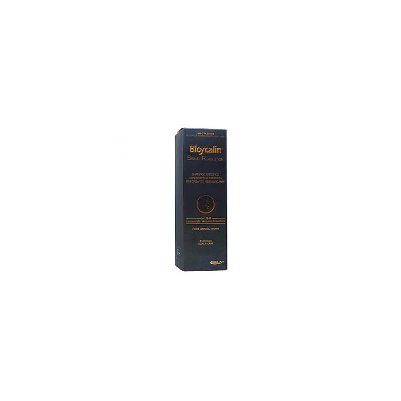 Bioscalin Signal Revolution Shampoo Rinforzante Ridensificante 200 Ml