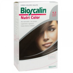 Bioscalin - Bioscalin Nutri Color 4.3 Castano Dorato Sincrob 124 Ml - 971011200